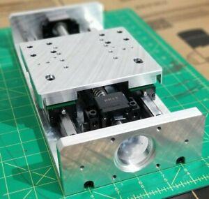 "DIY CNC PLASMA Z Axis Linear Slide Kit 5"" Travel FLOATING HEAD, US MADE"