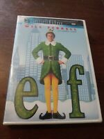 Elf (DVD, 2004) NEW Sealed