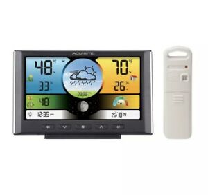 Acurite My Background Series Weather Station W/ Outdoor Sensor 02099HD
