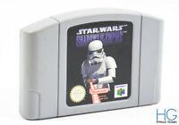 Star Wars: Shadows Of The Empire - N64 Nintendo 64 Retro Cartridge PAL