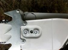 "Professional 92cc chainsaw 24""blade 2-stroke 5.2kw gasoline chain saw petrol saw"