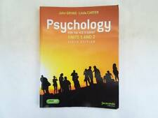 Psychology for the VCE Student Units 1&2 6E & eBookPLUS by John Grivas, Linda...