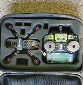 Eachine Wizard X220 5.8Ghz RC FPV Racing Camera Drone + Carry Bag + 4 Propellers