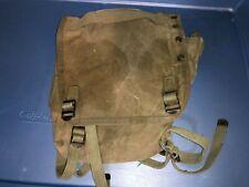 Vietnam Cold War Era US ARMY OD M-1956 Canvas Combat FIELD Butt Pack Dated 1960