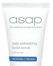 asap Daily Exfoliating Facial Scrub with AHA 15ml / .05 fl.oz Deluxe Travel Size