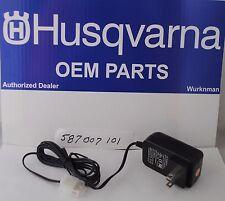 Husqvarna OEM 587007101 or 532190097 Mower Battery Charger PR25Y21RKP 428626