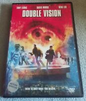 Double Vision DVD (RARE oop)
