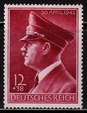 THIRD REICH 1942 mint Hitler's 53rd birthday stamp!