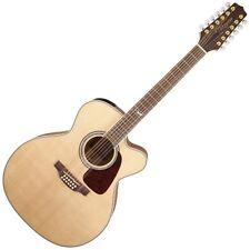 Takamine GJ72CE-12NAT 12-String Jumbo Body Acoustic-Electric Guitar Natural