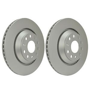 Rear Brake Discs 310mm 54407PRO fits Audi A3 8V1, 8VK S3 quattro 1.6 TDI