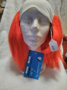 Shop~Lacey Deluxe Bald Silly Boy Red Hair Clown Wig