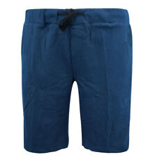Pure Color All Match Mens Shorts - Blue (CHG070466)