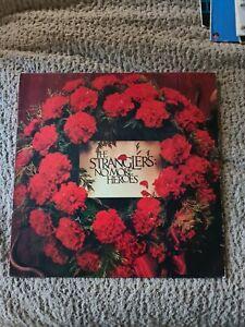 The Stranglers album - No More Heroes
