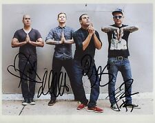 "Alien Ant Farm (Band) Fully Signed 8"" x 10"" Photo Genuine In Person"