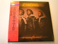 """BEE GEES """"Children Of The World"""" Japan mini LP CD"""