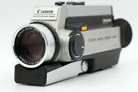 【All Works! EXC+5】 Canon AUTO ZOOM 318M 8mm Super 8 Movie Film Camera From JAPAN