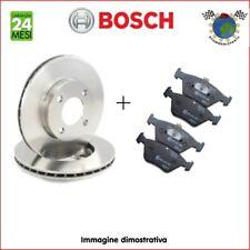 Kit Dischi e Pastiglie freno Ant Bosch DACIA SANDERO LOGAN RENAULT TWINGO CLIO