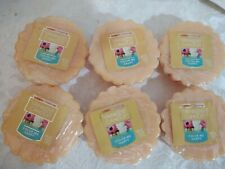 Yankee Candle Color Me Happy New Label Set of 6 Tarts - NWT