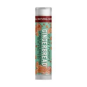 Crazy Rumors 100% Natural Vegan lip balm 4.4ml