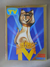 TV SORRISI E CANZONI n°18 1986 Ruggeri Stallone Sebino Nela Lucio Dalla [G800]