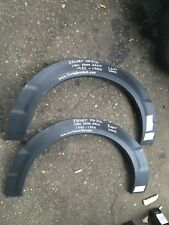 Ford Escort Mk3 Mk4 VAN 1x PAIR Outer Rear Wheel Arch Arches 1982-1990