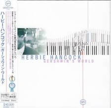Herbie Hancock - Gershwin's World (CD Japan Import 1998) mit Obi Strip !!!
