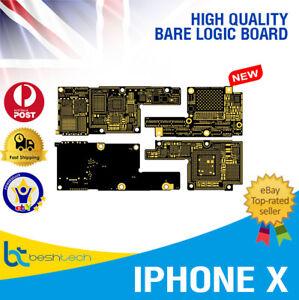 iPhone X Motherboard Logic Main Bare Board Brand New