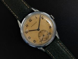 Vintage Movado Good Working Condition- SERVICED
