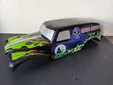 TYCO GRAVE DIGGER MONSTER TRUCK BODY ONLY 1/6 RC CAR 22.5""
