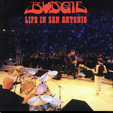 Budgie - Life in San Antonio: Reunion Concert [New CD] Rmst