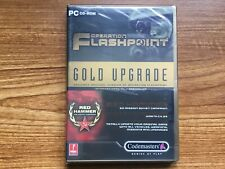 Operation Flashpoint Gold Upgrade (PC CD ROM) Brand New Sealed
