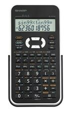 Sharp EL-531XBWH Scientific Calculator, 2 Line 10-Digit Display - 272 Functions