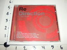 CD: ReDirection Polyvinyl Post rock / Rainer Maria - Pele - Matt Pond PA - Braid