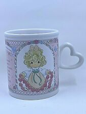 Precious Moments Coffee Mug You Have Touched So Many Hearts Enesco 1996