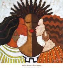 Every Women by Monica Stewart African American Art, Print 26x28