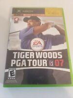 Tiger Woods PGA Tour 07 (Microsoft Xbox, 2006)