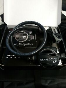 Atomic Aquatics T3 Regulator - Used once in pool - Perfect Condition