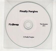 (HE616) The Epstein, Finally Forgive - 2015 DJ CD