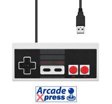 Nintendo NES USB Controller Mando Gamepad Raspberry Windows PC Mac Retropie