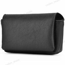 CADeN Compact Digital Camera Case Sleeve Pouch Case Black for Canon Nikon Sony