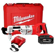 Milwaukee 0721-21 M28 28-Volt Lithium-Ion Right Angle Drill w/ Battery