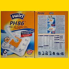 8 Staubsaugerbeutel Swirl PH 86 MicroPor plus