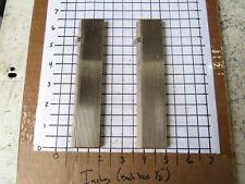 Pair Moulder Blades Bits Knives 516 Corrugated Back Shaper Router Profile