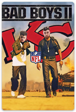Patrick Mahomes Travis Kelce Bad Boys II Kansas City Chiefs Meme Magnet