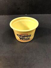 Vintage Cheez Whiz Container Kraft