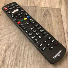 Panasonic TC-P42S60 TC-P42ST30 TC-P42U1 TC-P42U2 Smart TV Remote Control