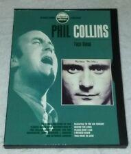 Phil Collins  Classic Albums: Face Value DVD *RARE opp