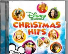 CD COMPIL 14 TITRES--DISNEY CHANNEL--CHRISTMAS HITS (CYRUS/JONAS BROTHERS)--2007