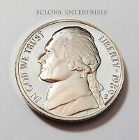 1989 S JEFFERSON *PROOF* NICKEL  **FREE SHIPPING**