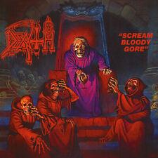 DEATH Scream Bloody Gore LP Reissue Remastered Death Metal
